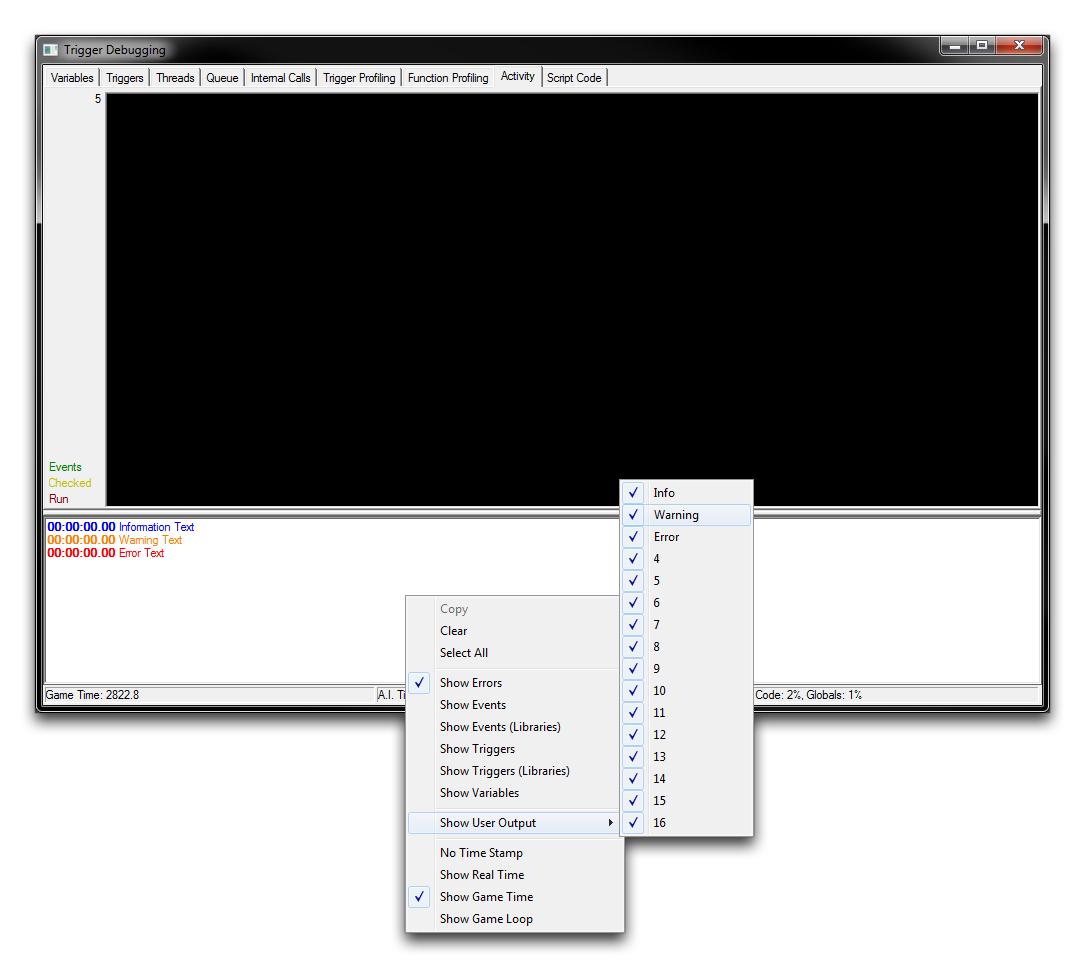 LOGGERS — s2editor-tutorials 1 0 documentation